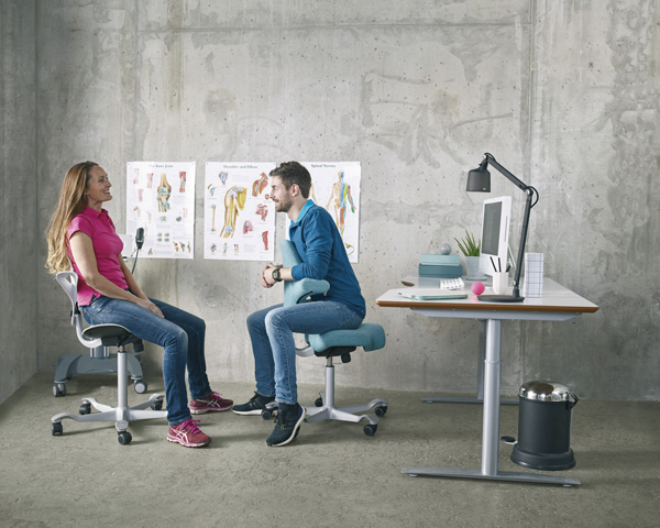 Sedie In Plastica Riciclata.Hag Capisco Sedie Per Ufficio Scandinavian Design