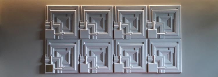 OFFECCT Soundwave Ennis design by Frank Lloyd Wright