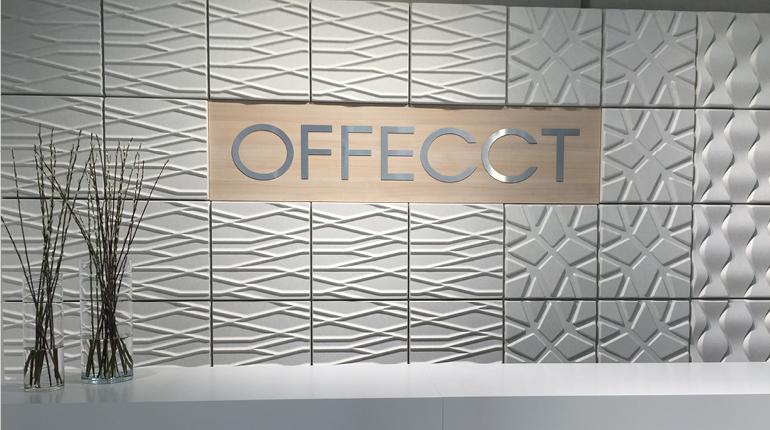 Istruzioni di montaggio pannelli acustici Soundwave by Offecct