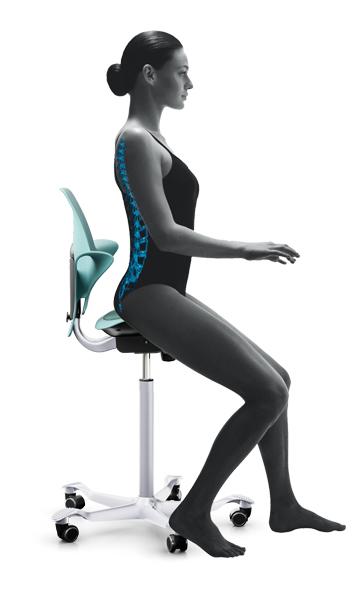 HÅG Capisco. la seduta ergonomica certificata